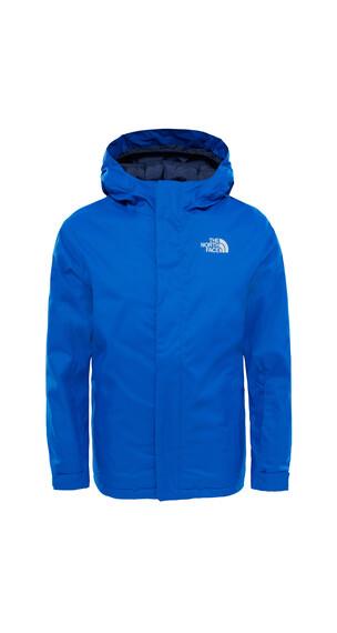 The North Face Snow Quest Jas Kinderen blauw